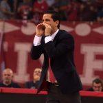 """Σφαιρόπουλος: """"Πρέπει να κερδίζουμε και με κόντρα διαιτησία"""""""
